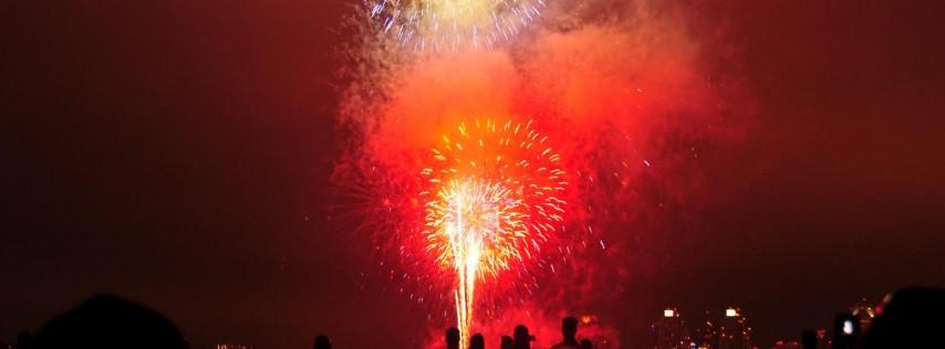 Bayfront Park Fireworks