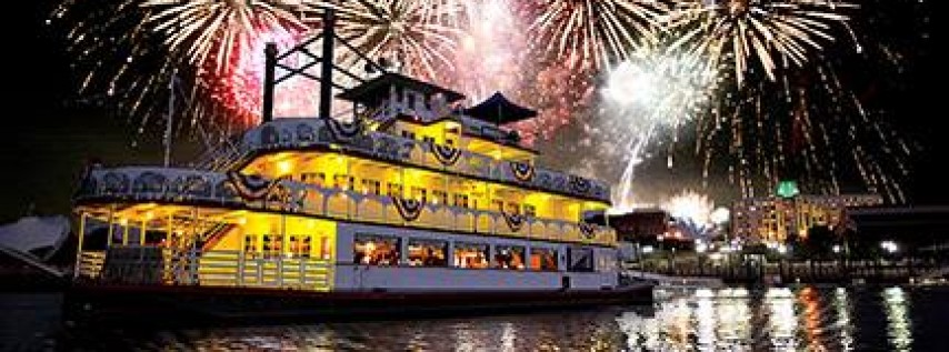 4th of July Fireworks Cruise + Dinner