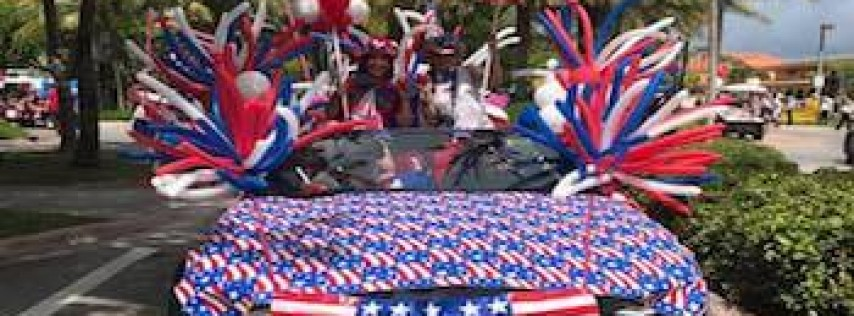 Key Biscayne 4th of July Fireworks and Parade