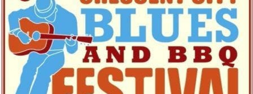 2018 Crescent City Blues & BBQ Festival VIP EXPERIENCE