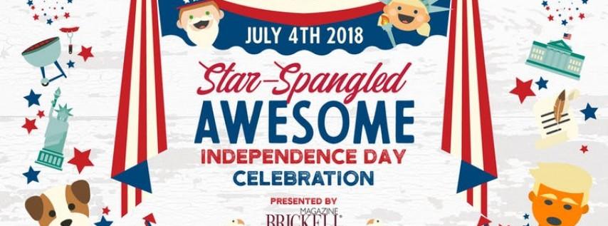 Star Spangled Awesome: Independance Day Celebration