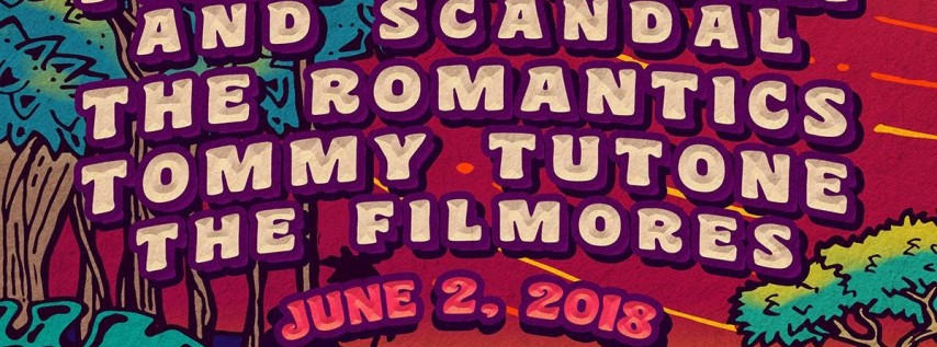 SUMMER JAM 80's PARTY WITH JOHN WAITE, PATTY SMYTH & SCANDAL, THE ROMANTICS, TOMMY TUTONE & THE FILMORES
