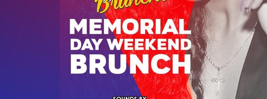 Get Brunch! Saturday's Memorial Day Weekend