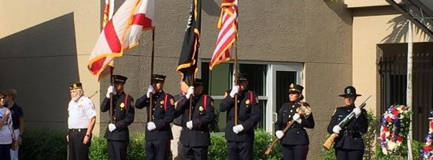 Palm Beach Gardens Memorial Day Ceremony