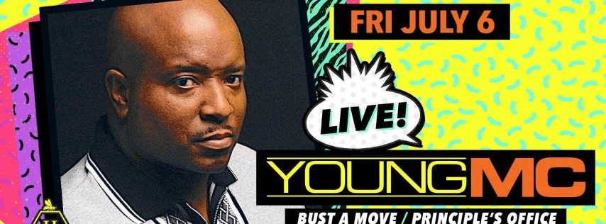 I Want My 90's Back w/Young MC
