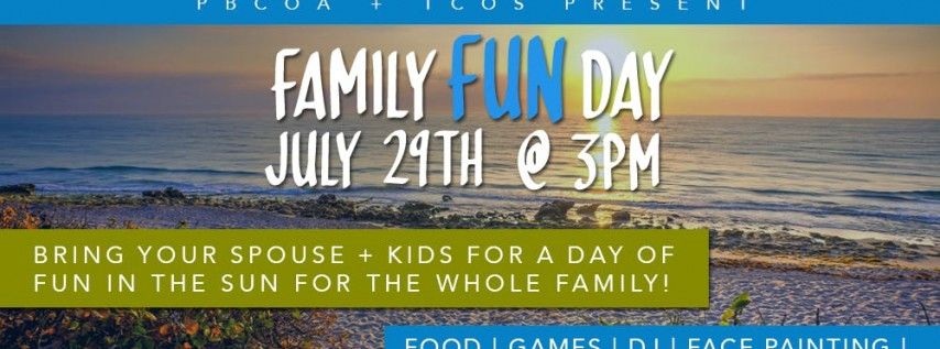 Family Fun Day hosted by PBCOA and TCOS
