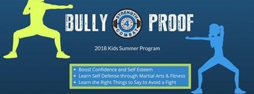 Bully Proof - Kids Self Defense