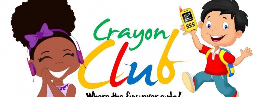 Crayon Club Summer Adventure
