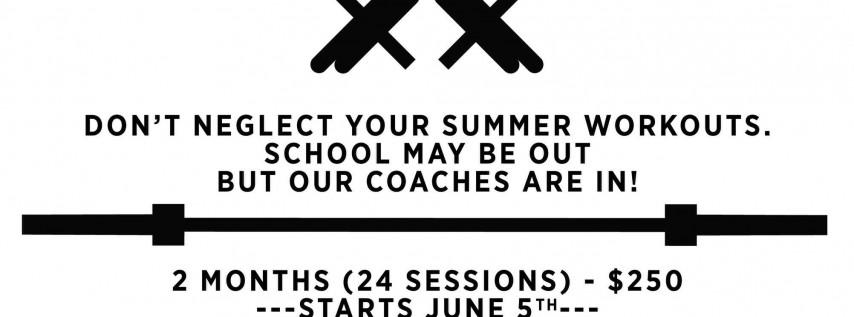 CrossFit Summer Camp