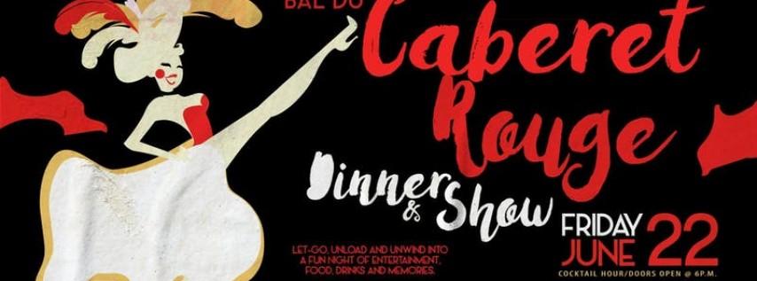 Cabaret Rouge Dinner Show