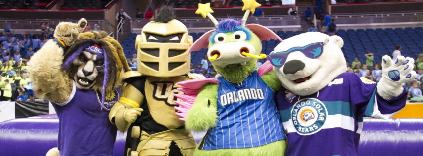Mascot Games