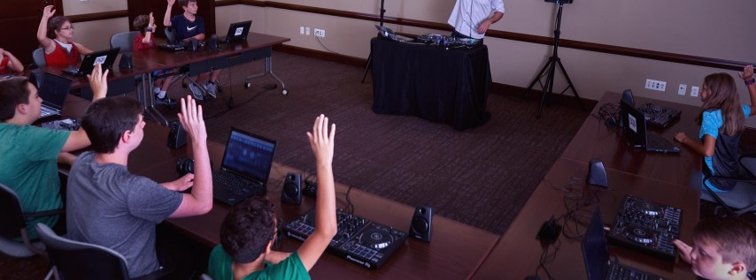 Music Production and Performance with Ableton Live: June 19-21 (PM): Southlake, TX