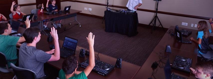 Summer DJ Camp: Level 1: July 17-19 (AM): Southlake, TX