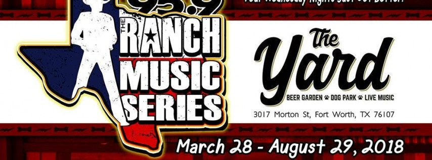 Ranch Music Series - Bart Crow & Saints Eleven