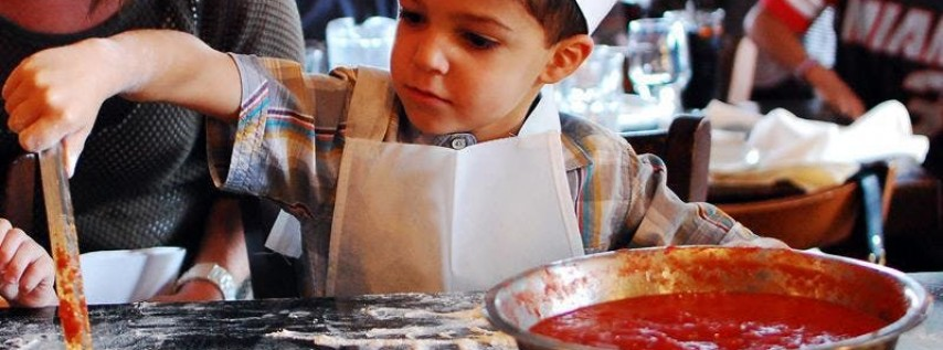 Gallery Night Kids Cooking Class