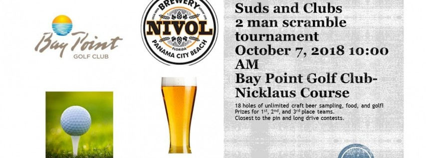 Suds and Clubs Craft Beer Golf Tournament