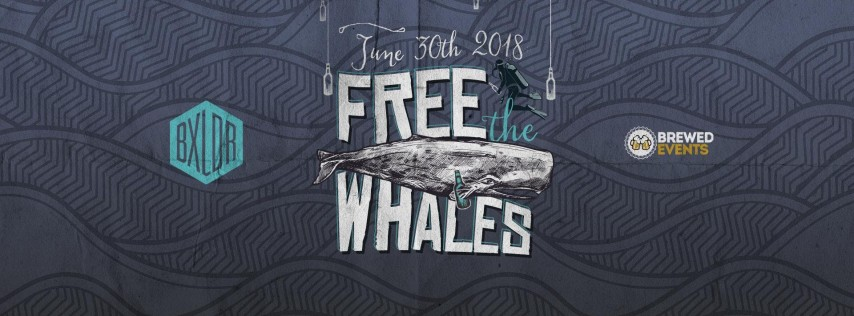 Free The Whales - Craft Beer Festival