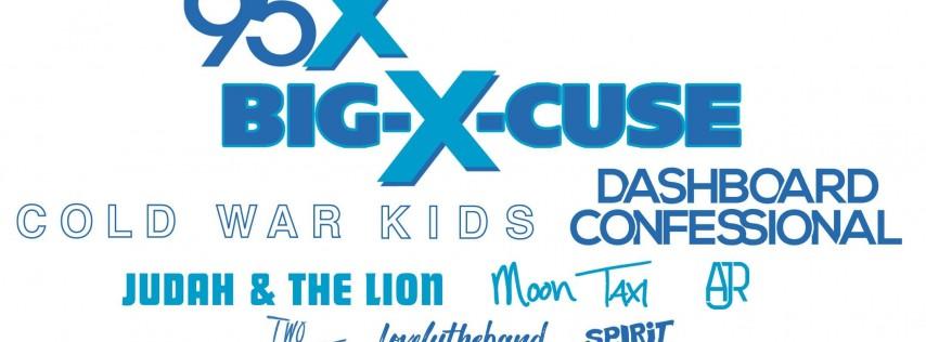 95X's BIG-X-CUSE MUSIC FESTIVAL