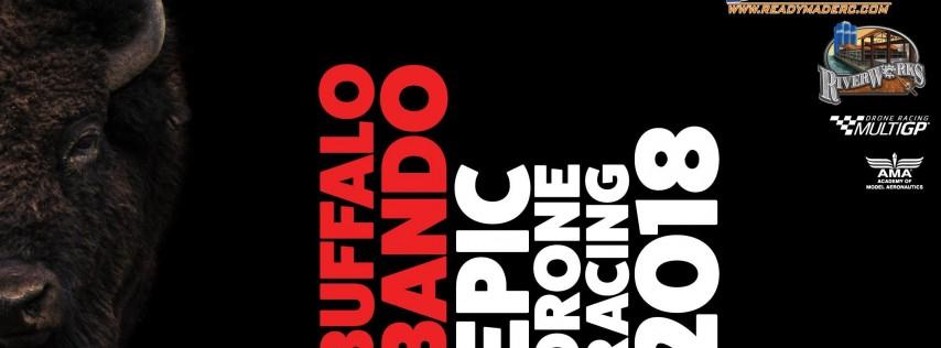 Buffalo Bando Drone Racing 2018