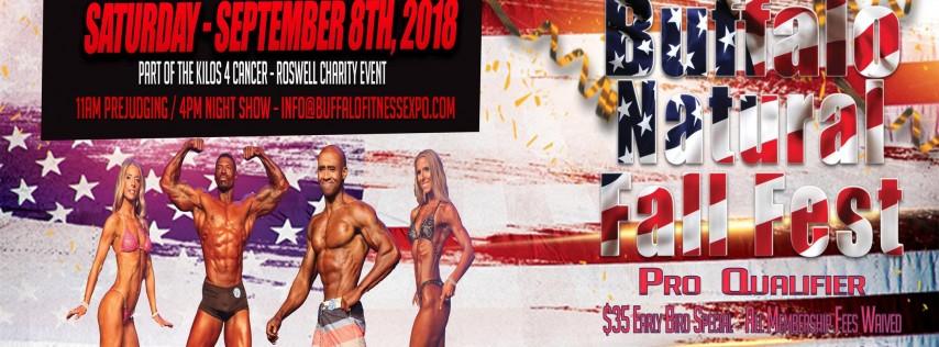 2018 Buffalo Natural Fall Fest - Bodybuilding Championships
