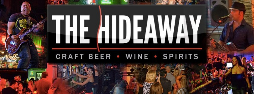 Blind Sighted at The Hideaway!