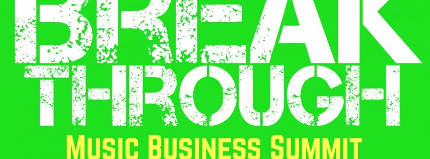Breakthrough Music Business Summit Buffalo