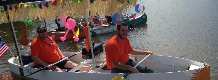 Rigidized River Fest Regatta