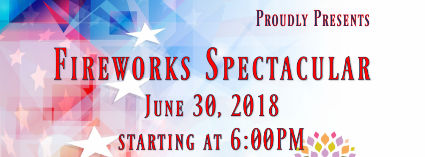 APV's 2018 Independence Day Fireworks Spectacular