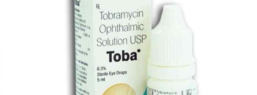 Buy Toba Eye Drop Online, price in india, uses