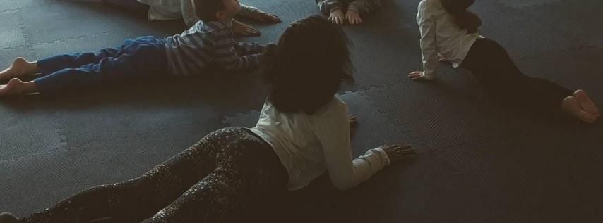 FREE Kids Restorative Yoga