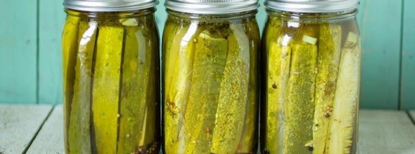 Lexington Co-op Prepare to Preserve: Dill Pickles