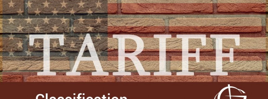 Tariff Classification Seminar in Buffalo