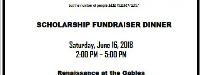 CGNWC's Scholarship Fundraiser: Salute To Our Fathers