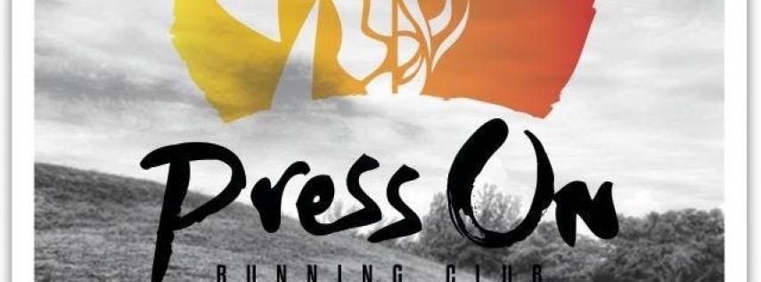 Press On Running Summer Camp 2018