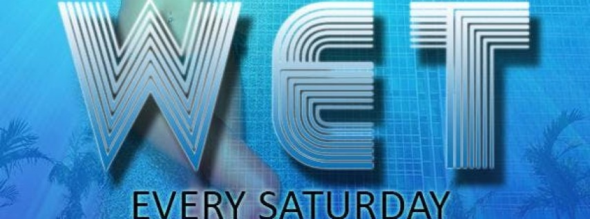 WET Miami Pool Parties Saturdays