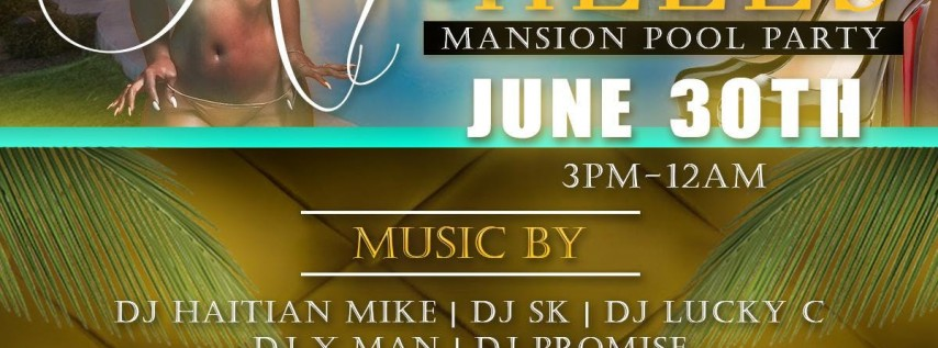 Bikini & Heels Mansion Pool Party