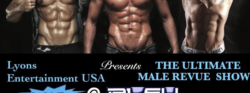 Miami Beach Hunks Male Revue Show