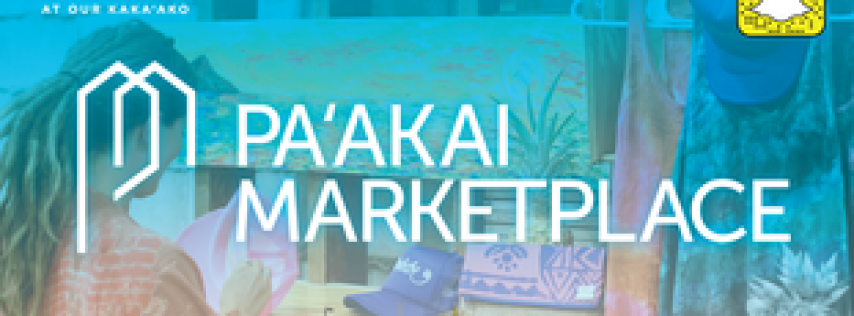 SUPPORT LOCAL AT SALT AT OUR KAKAʻAKO'S MONTHLY PAʻAKAI MARKETPLACE