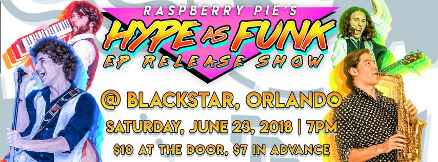 Raspberry Pi's EP Release Show @ Blackstar