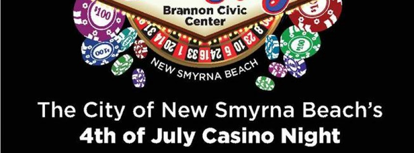 4th of July Casino Night benefiting Summer Fun Scholarships& ACA