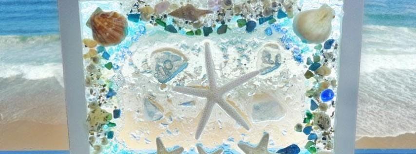 9/21 Seascape Window Workshop@Beach Art Center