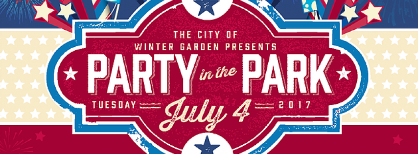 4th of July Party in the Park