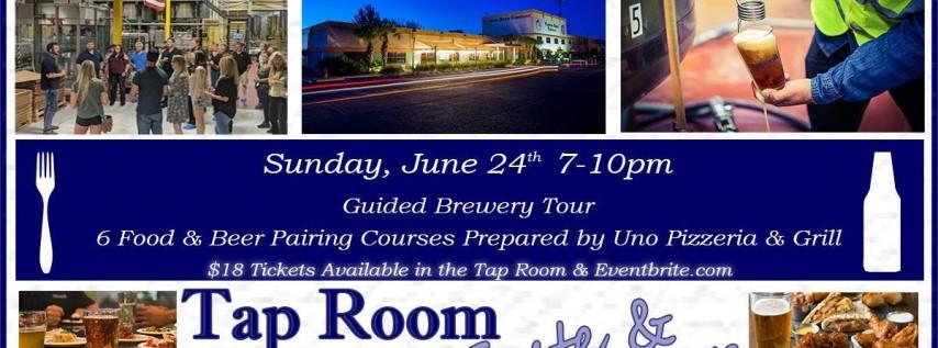 Tap Room Taste & Tour 6/24