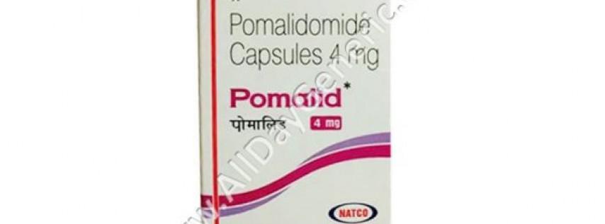 Buy Pomalid 4mg
