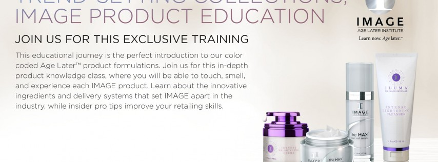 Trendsetting Collections: IMAGE Product Education - Cocoa, FL