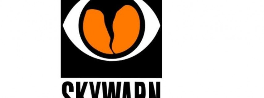 SKYWARN Advanced Training Registration - 9/27/18 Rockledge