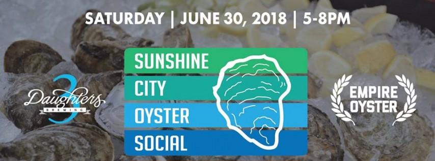 Sunshine City Oyster Social
