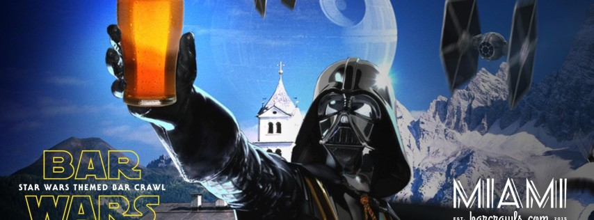 Bar Wars: Star Wars Themed Bar Crawl