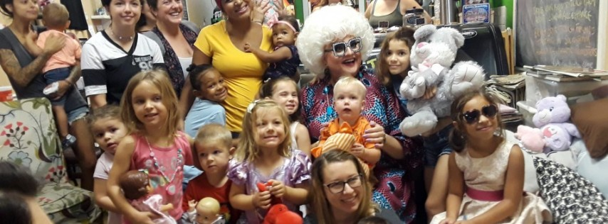 Drag Queen Story Hour: Halloween Edition