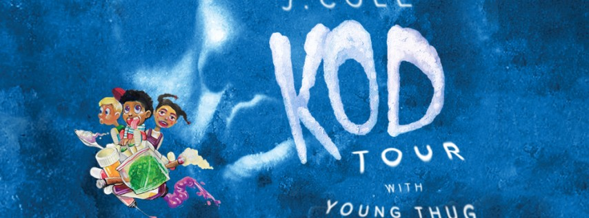 J. Cole and Young Thug KOD Tour